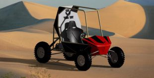 Designing & Building an ATV / BAJA Buggy from Scratch