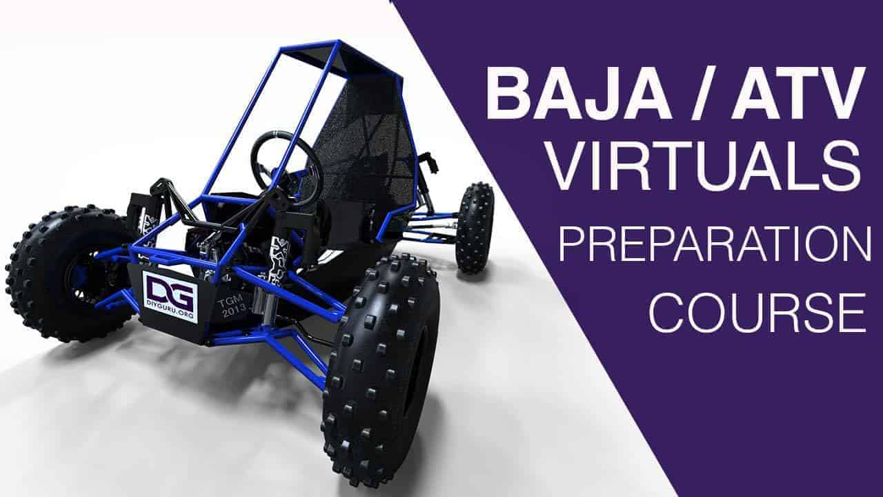 Automotive Engineering Course - BAJA SAE Virtuals