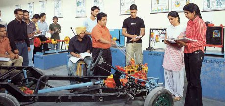 Fundamentals of Automobile Engineering