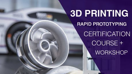 3D-Printing Rapid Prototyping Course