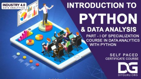 Data Analytics Course with Python Programming | DIYguru - Industry 4.0