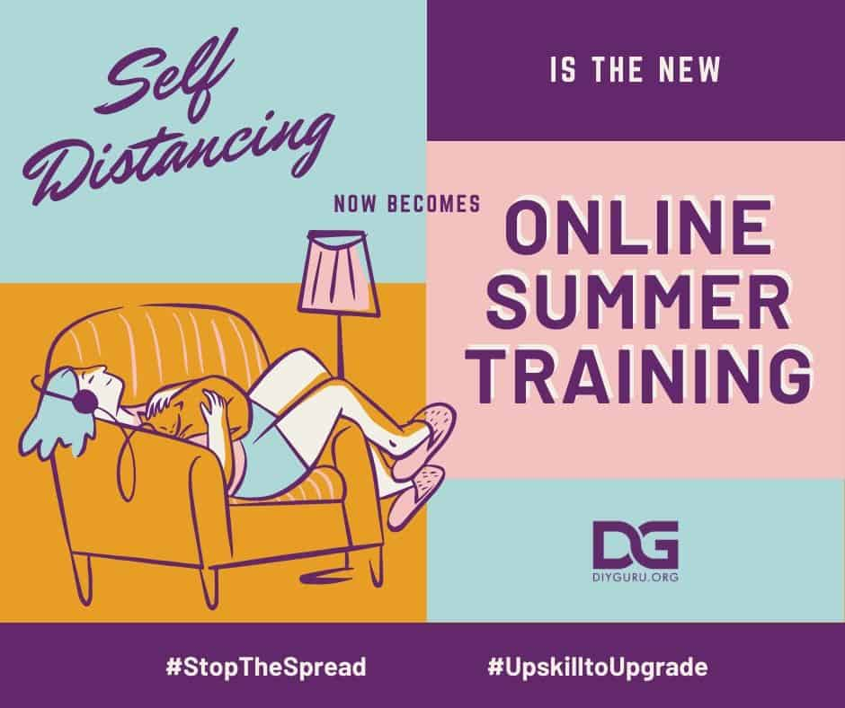 Online Summer Training | DIYguru