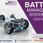 Battery Management System Certification Course