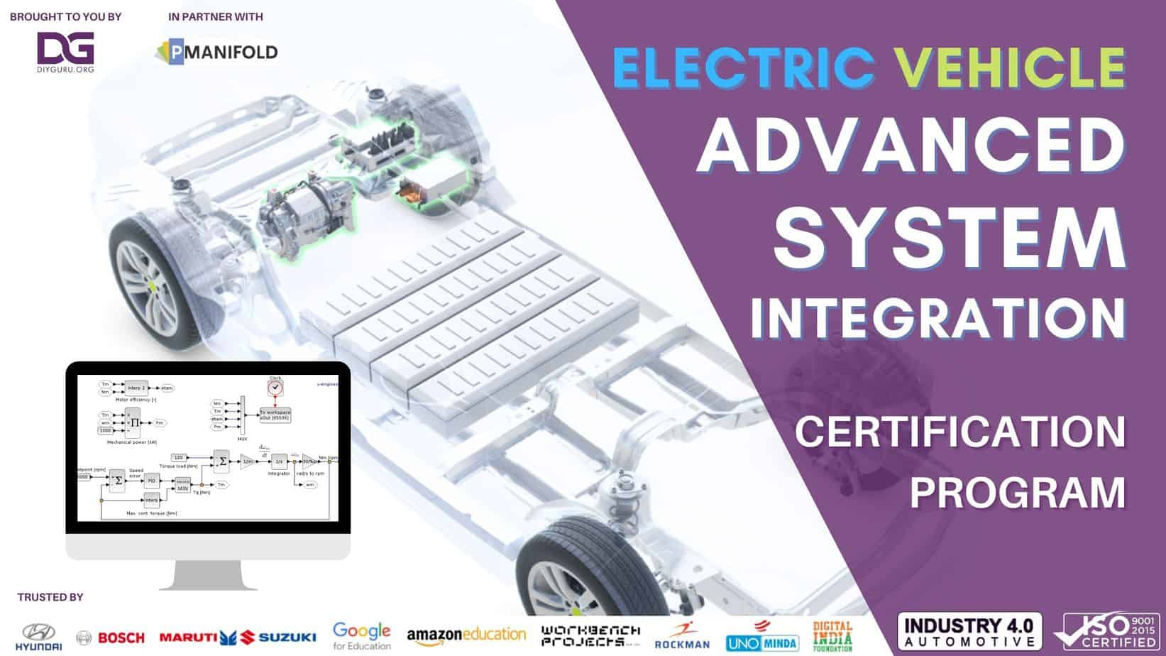Electric Vehicle Advanced System Integration